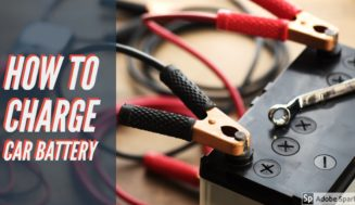 How To Charge A Car Battery in 2 Simple Methods