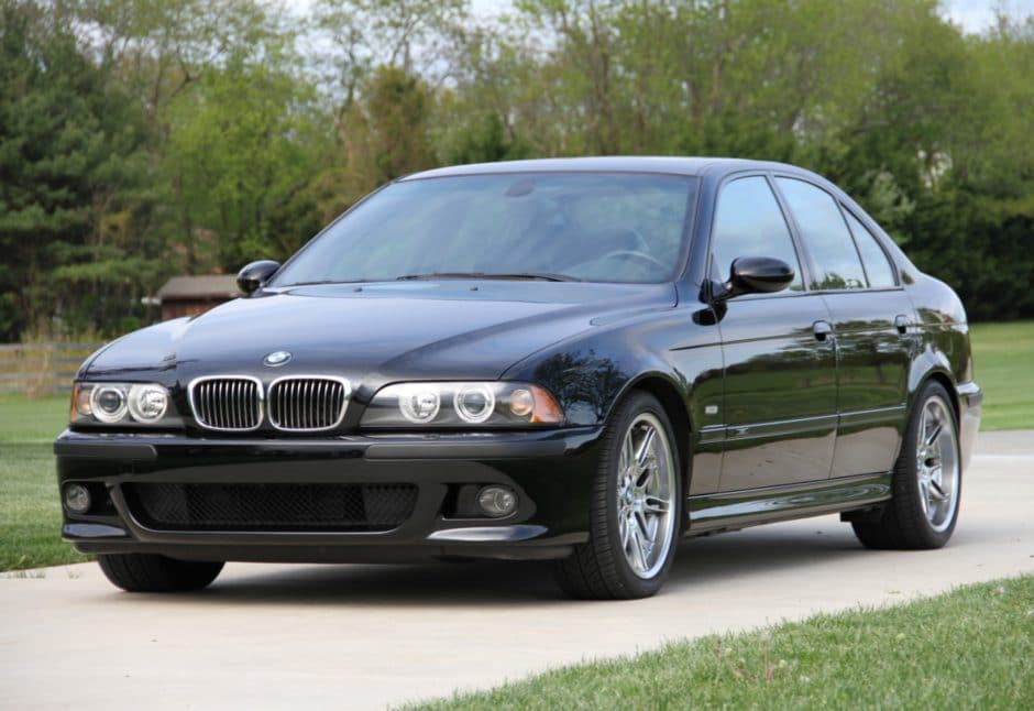 BMW E39 M5 Crazy Cheap Car