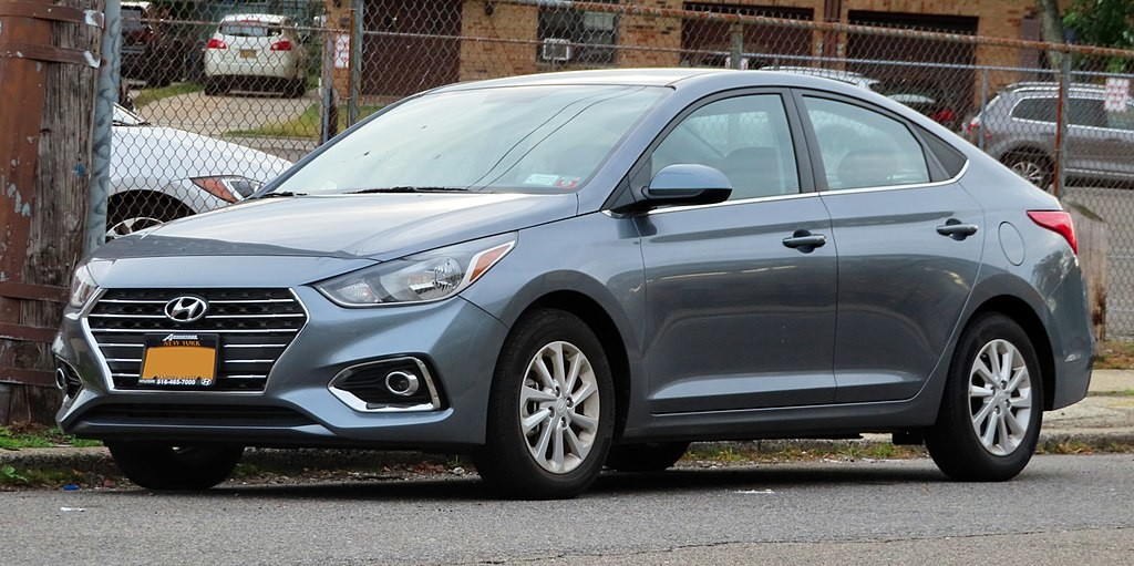 Hyundai Accent Crazy Cheap Car