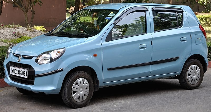 Maruti Suzuki Alto Crazy Cheap Car