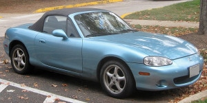 Mazda Miata Crazy Cheap Car