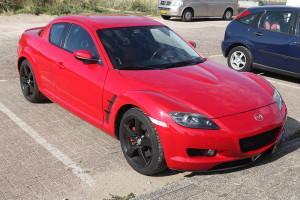 Mazda RX 8 Crazy Cheap Car