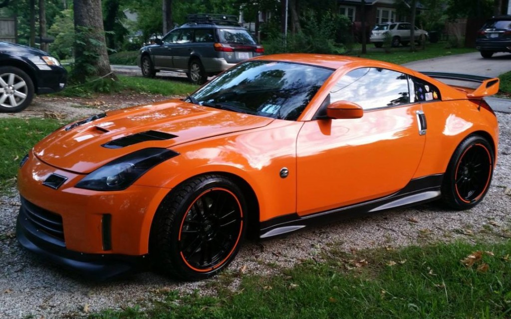 Nissan 350Z Crazy Cheap Car