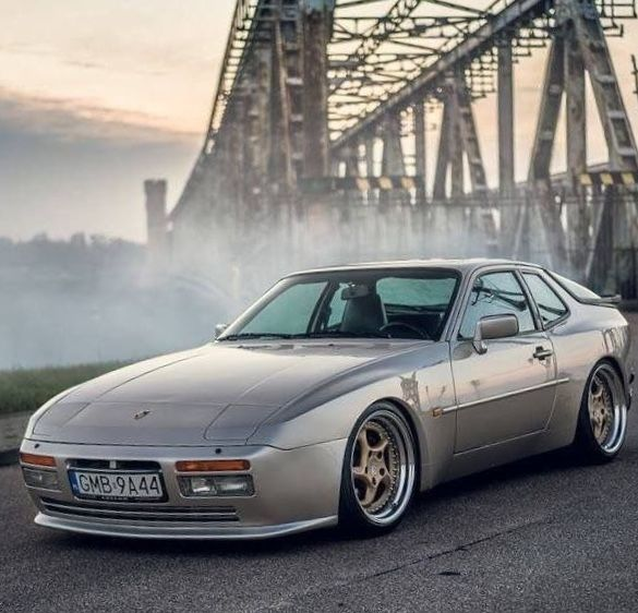 Porsche 944 Crazy Cheap Car