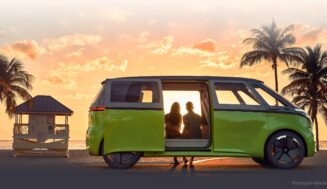 VW ID Buzz (Electric Microbus) – 10 Features you can't miss